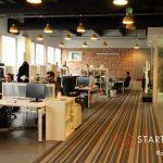 Vue sur l'espace de coworking - Bureaux et coworking à Montrouge 92