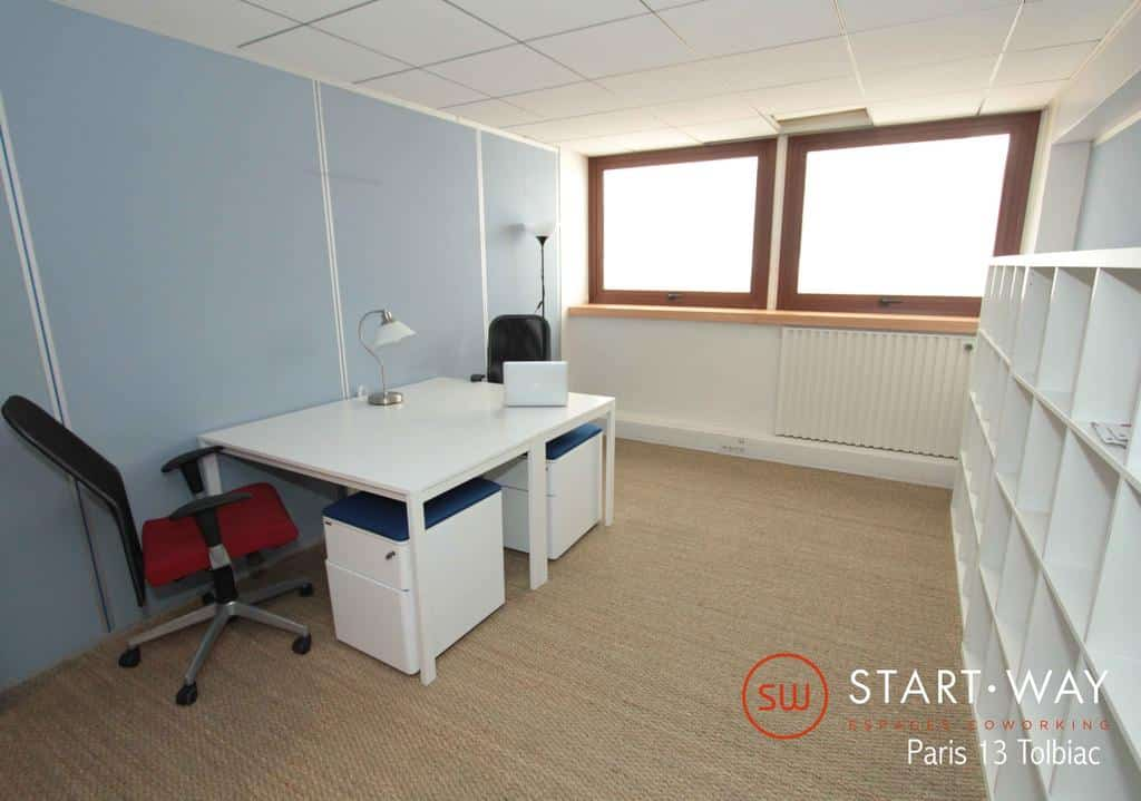 Espace de coworking paris 13 centre d 39 affaires for Bureau paces paris 13