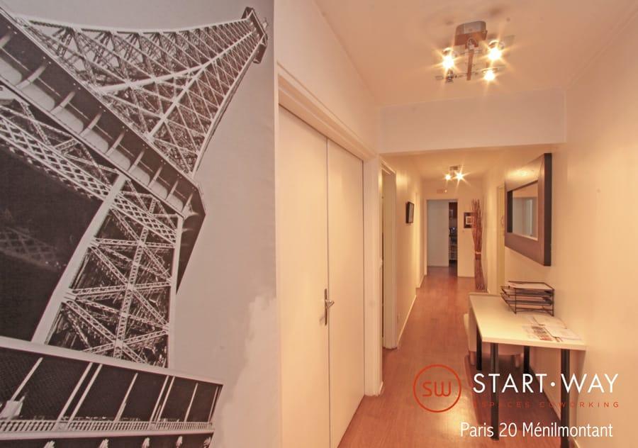 Bureaux à louer - Bureaux et espaces de Coworking à Paris 20 Ménilmontant
