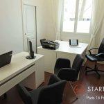 Bureau privatif pour 2 personnes - Bureaux et espaces de Coworking à Paris 16 Porte d'Auteuil