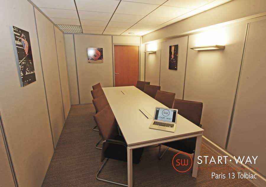 Espace de coworking paris 13 centre d 39 affaires for Bureau de poste paris 13 tolbiac