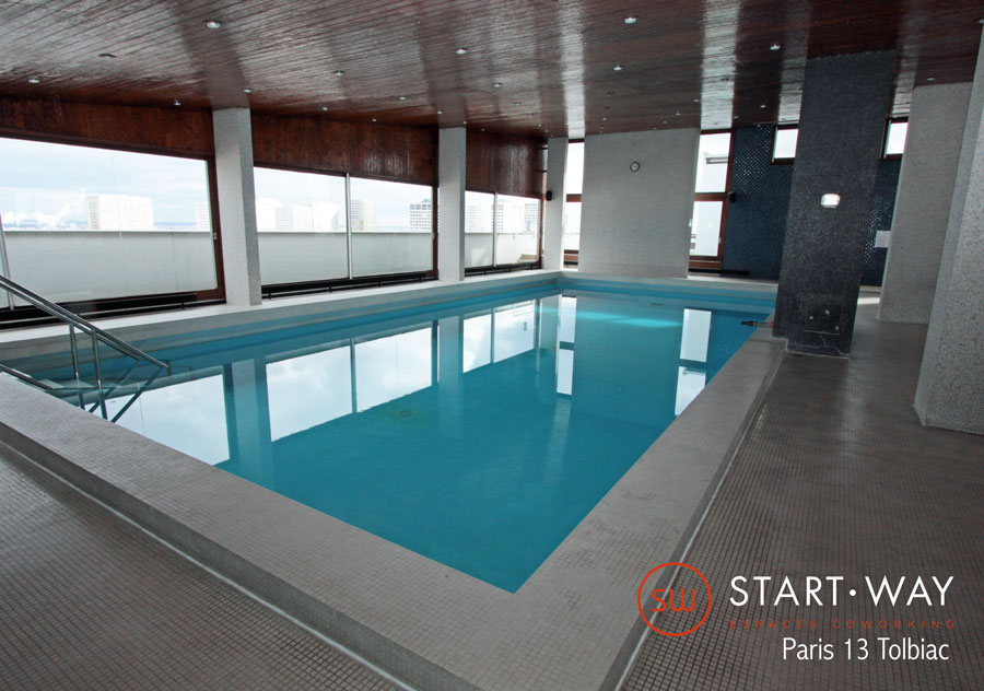 Startway centre d affaires paris ou espace de for Piscine paris 13
