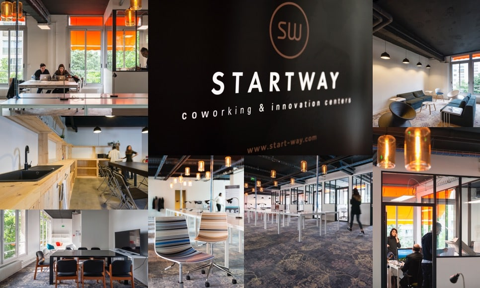 startway coworking bureaux centre d 39 affaires domiciliation paris. Black Bedroom Furniture Sets. Home Design Ideas