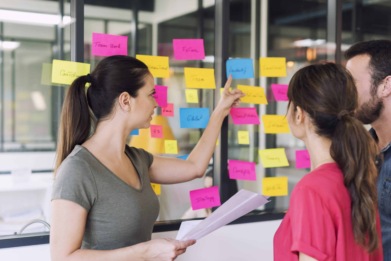 espace de travail collaboratif en centre d'affaires à Paris Startway