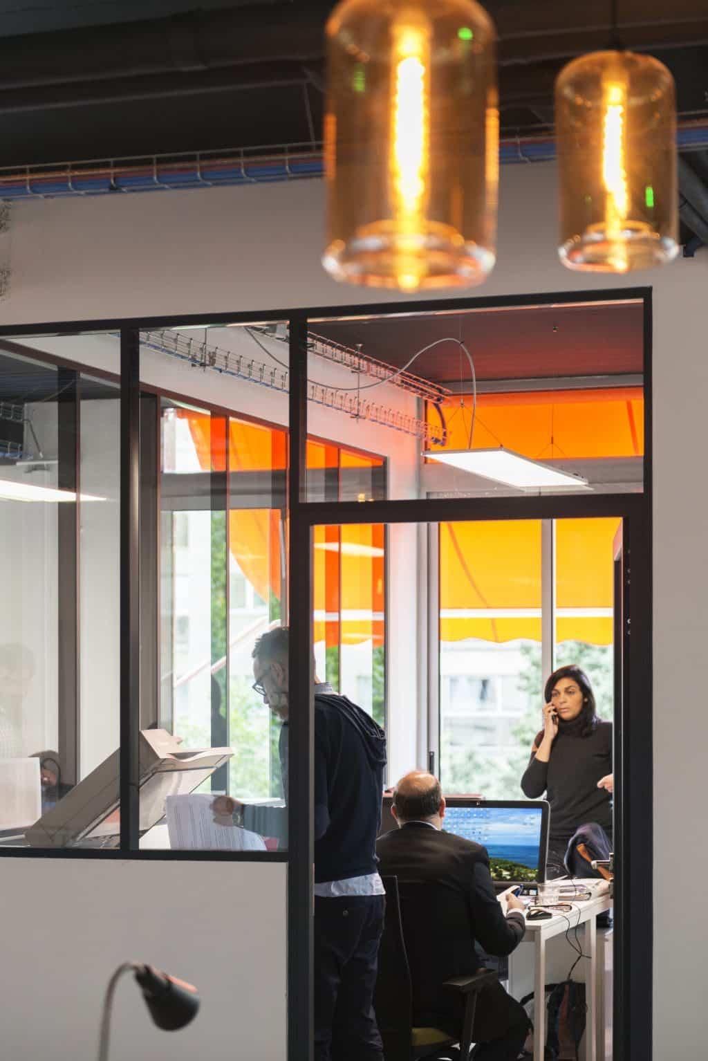 Espace pour entrepreneurs- Start-Way Paris 16 Location de bureaux flexibles et privatifs