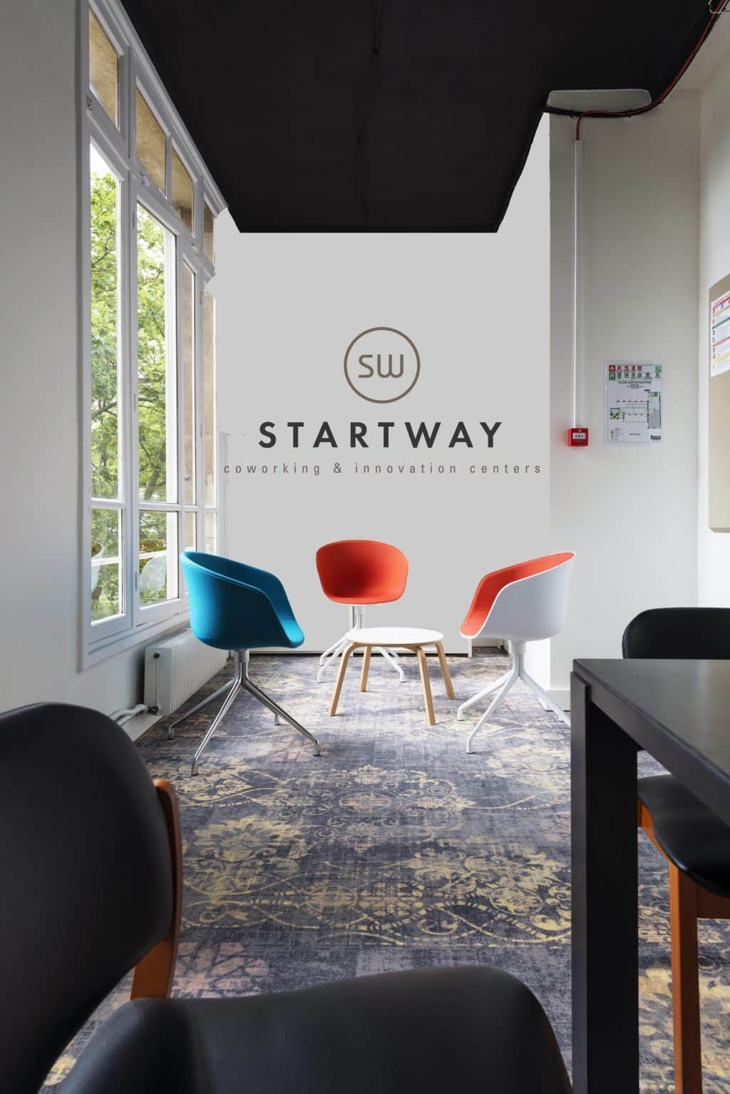 Start-Way salle de réunion à Paris