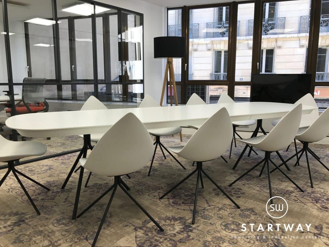 inauguration de l 39 espace coworking et centre d 39 affaires paris 8. Black Bedroom Furniture Sets. Home Design Ideas