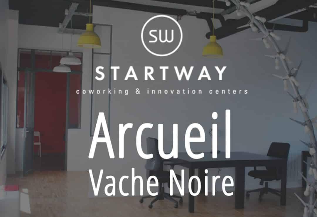 Paris IDF Arcueil 94 – Bureaux et coworking Arcueil Vache Noire