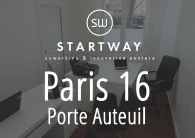 Espace de coworking et centre d'affaires à Paris 16 Auteuil salle de réunion domiciliation