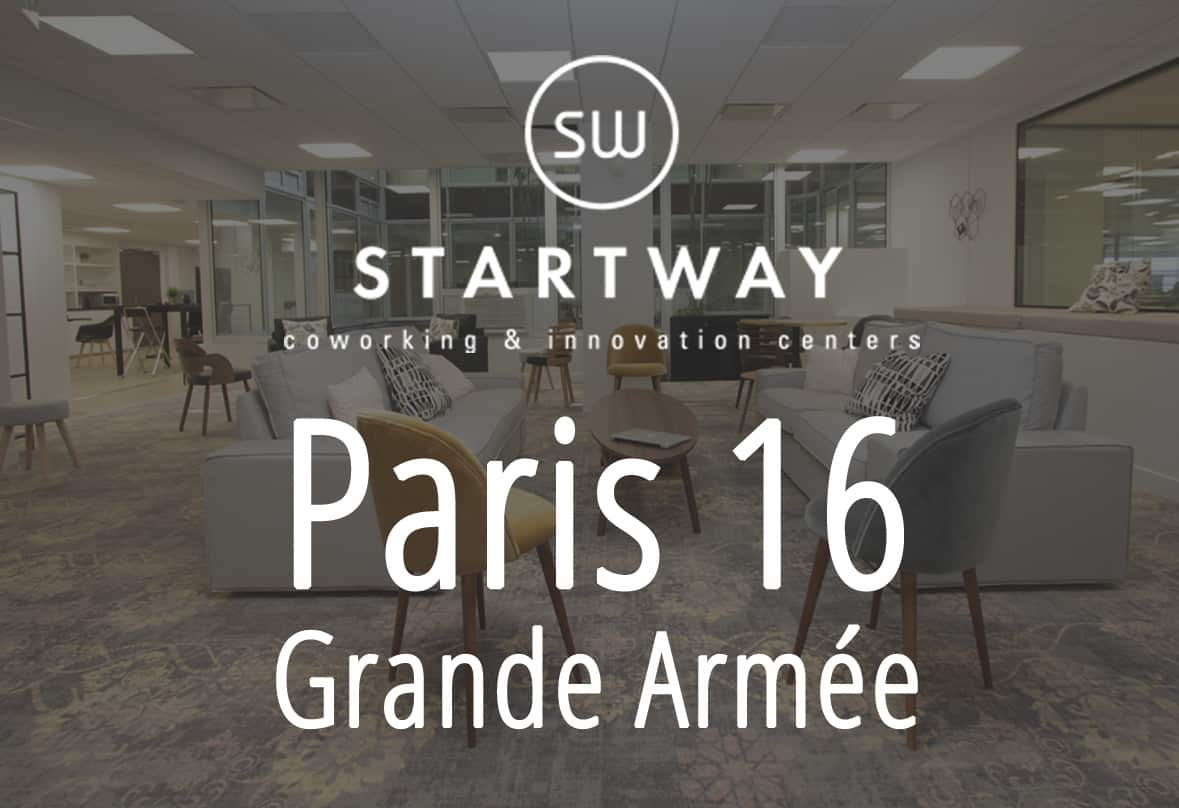 Service de domiciliation pour entreprise au sein des espaces de coworking et centres d'affaires collaboratifs Start-Way - Paris Montrouge Rouen Poitiers Lyon Bordeaux Dijon Nice