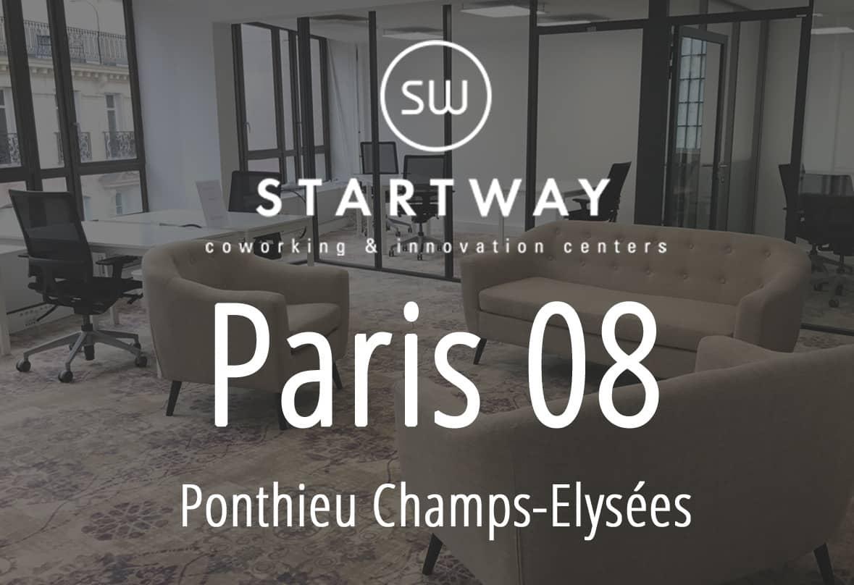 Bureaux à partager et espace de coworking à Paris 16 - Startway