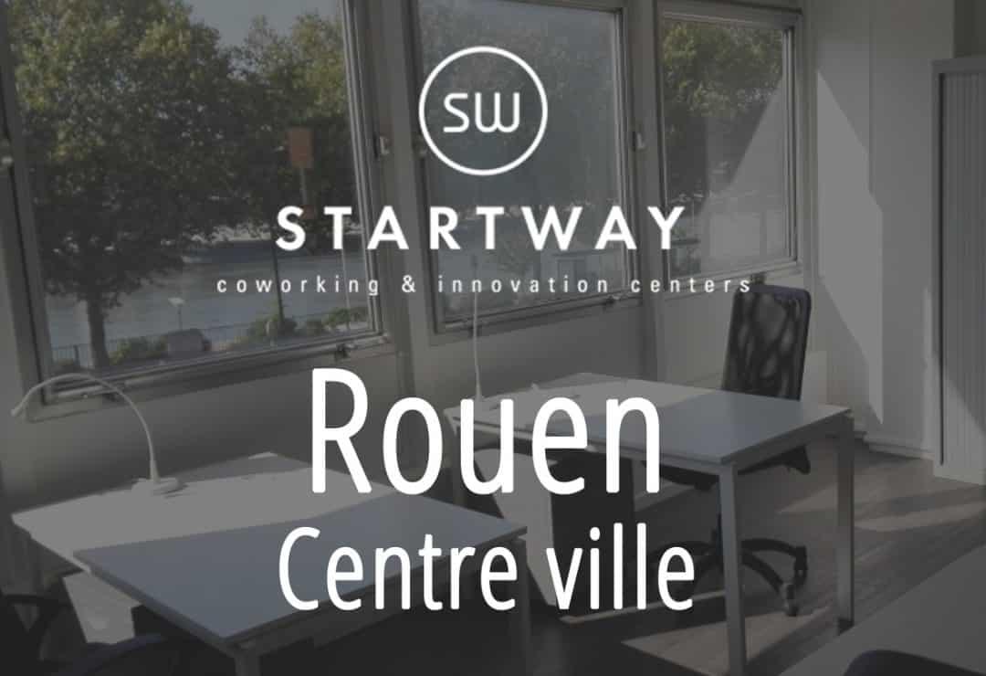 Rouen – Bureaux et co-working à Rouen