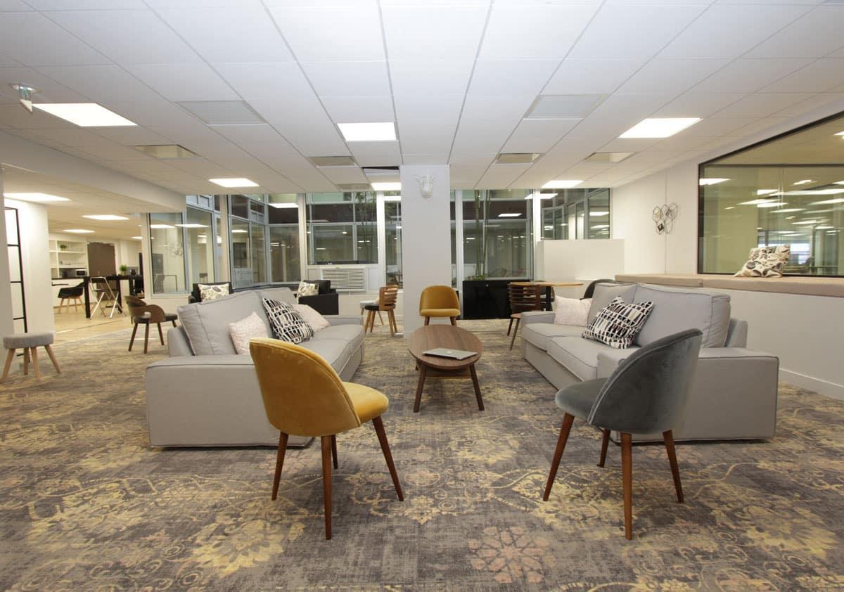 coworking paris et centre d 39 affaires qca grande arm e. Black Bedroom Furniture Sets. Home Design Ideas