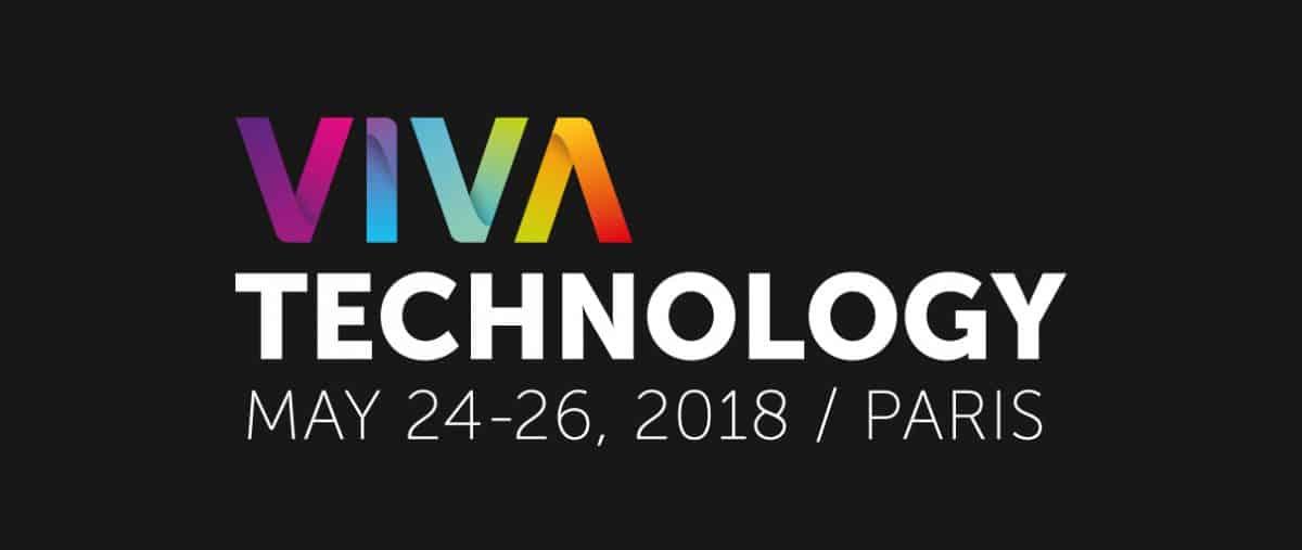 les espaces de coworking Startway à Vivatech 2018 au sein du stand du groupe la Poste
