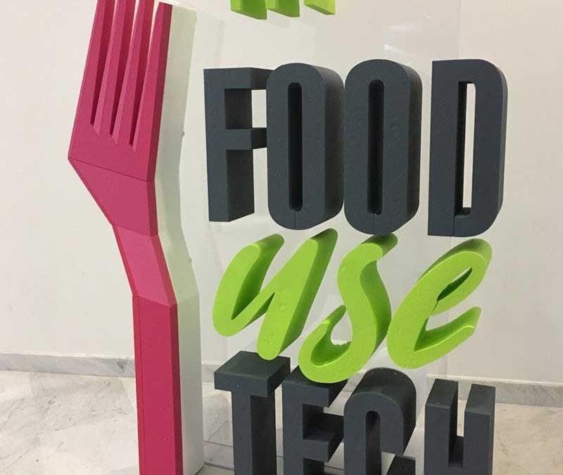 Conférence de presse de la Food Use Tech à l'espace de coworking Paris Sentier