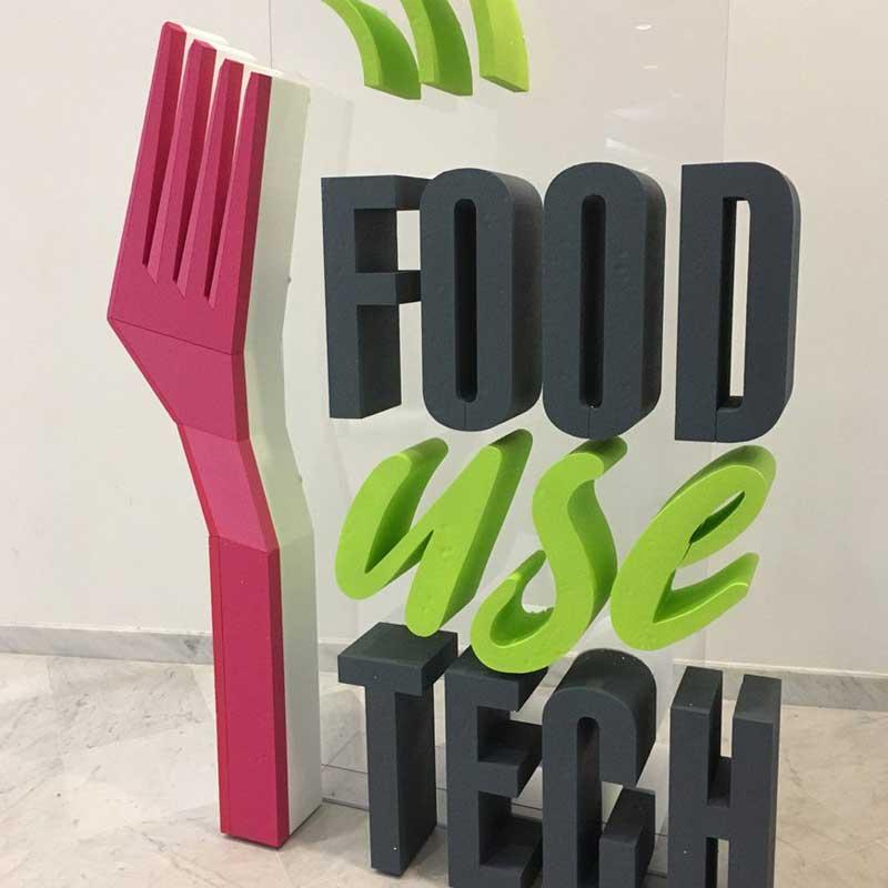 conf rence de presse food use tech l 39 espace de coworking paris 3 me. Black Bedroom Furniture Sets. Home Design Ideas