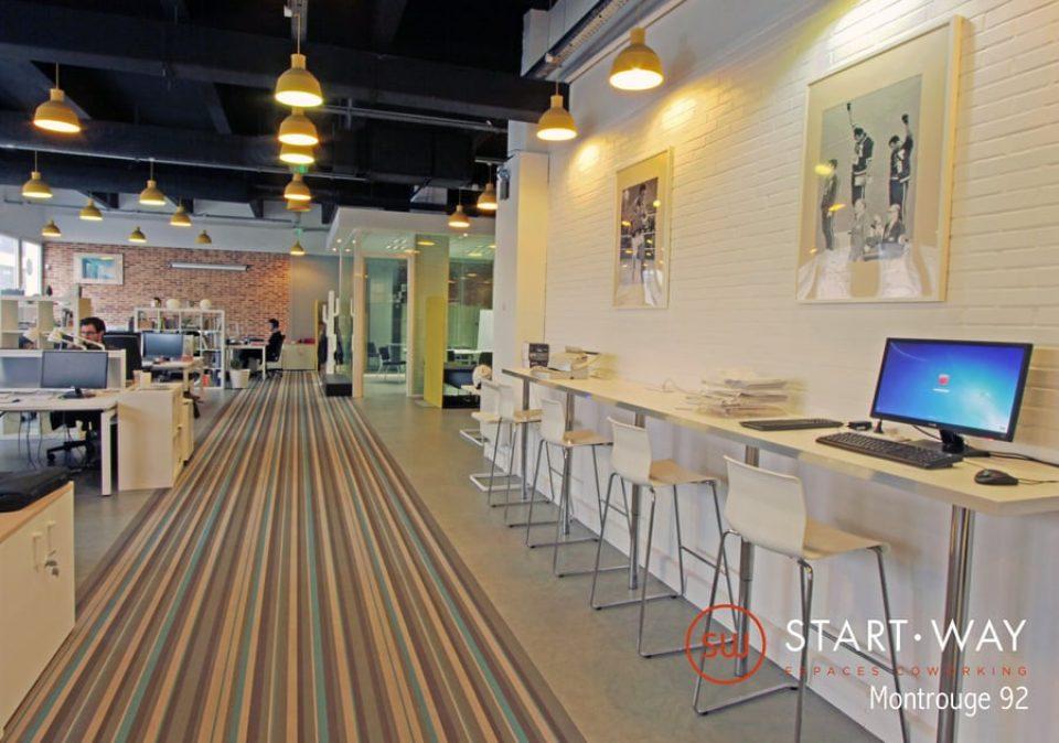 sw bureaux et espace de coworking montrouge proche paris 14 me. Black Bedroom Furniture Sets. Home Design Ideas