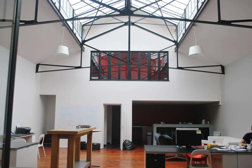 bureaux à partager et espace de coworking à Cachan - startway