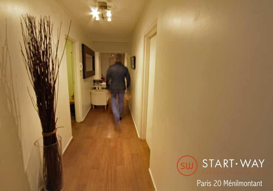Start-way - Bureaux et espaces de Coworking à Paris 20 Ménilmontant