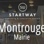 Centre d'affaires et espace de coworking à Montrouge domiciliation salle de réunion