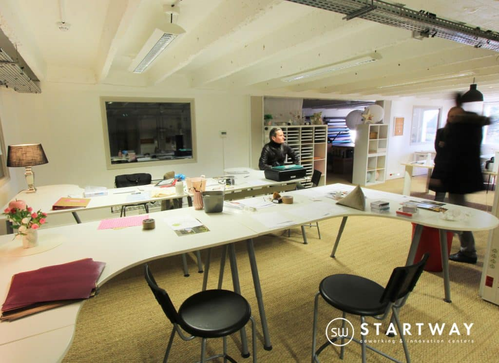 espace de coworking dans les Yvelines à Feucherolles