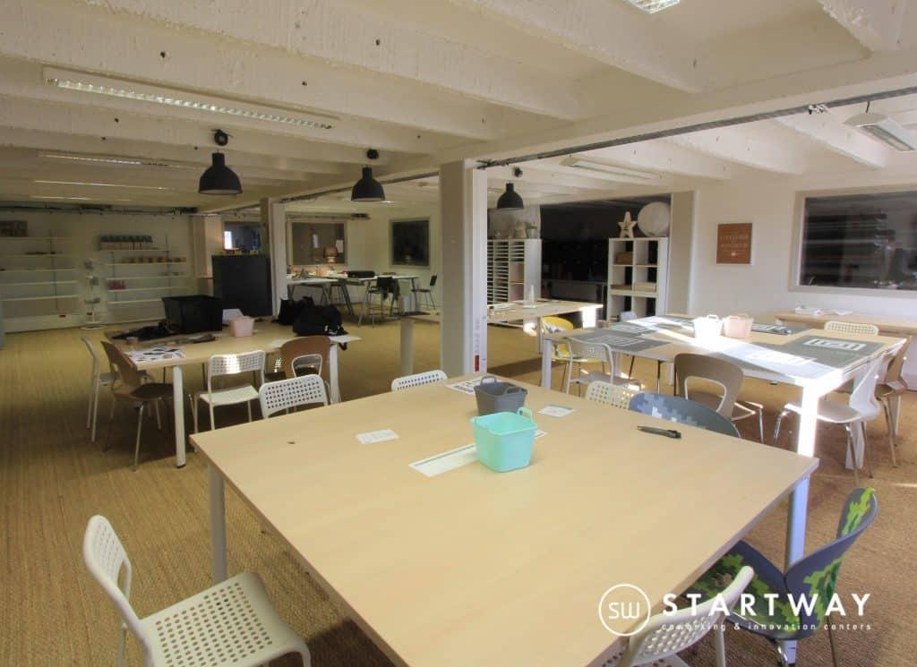 location de bureaux partagés dans les Yvelines à Feucherolles