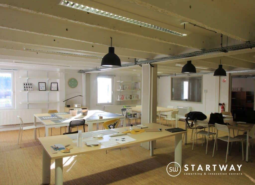 bureaux à louer pour start-up dans les yvelines coworking