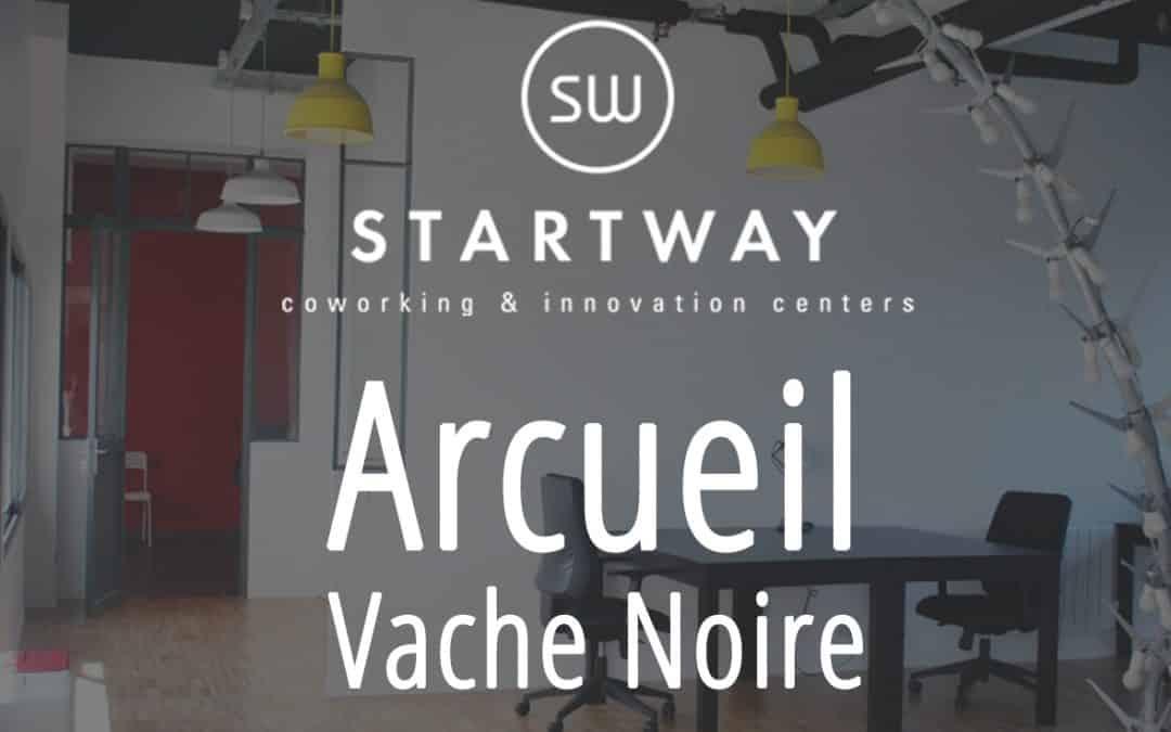 Coworking à Arcueil