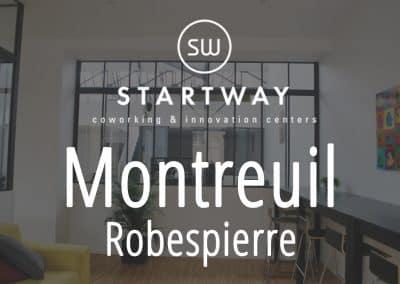 Espace de coworking et centre d'affaires à Montreuil salle de réunion domiciliation