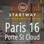 Espace de coworking et centre d'affaires à Paris 16 salle de réunion domiciliation