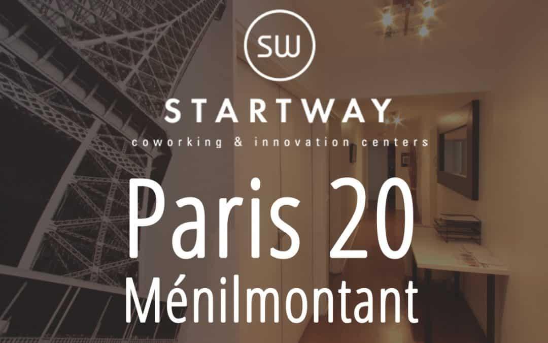 Domiciliation Paris 20