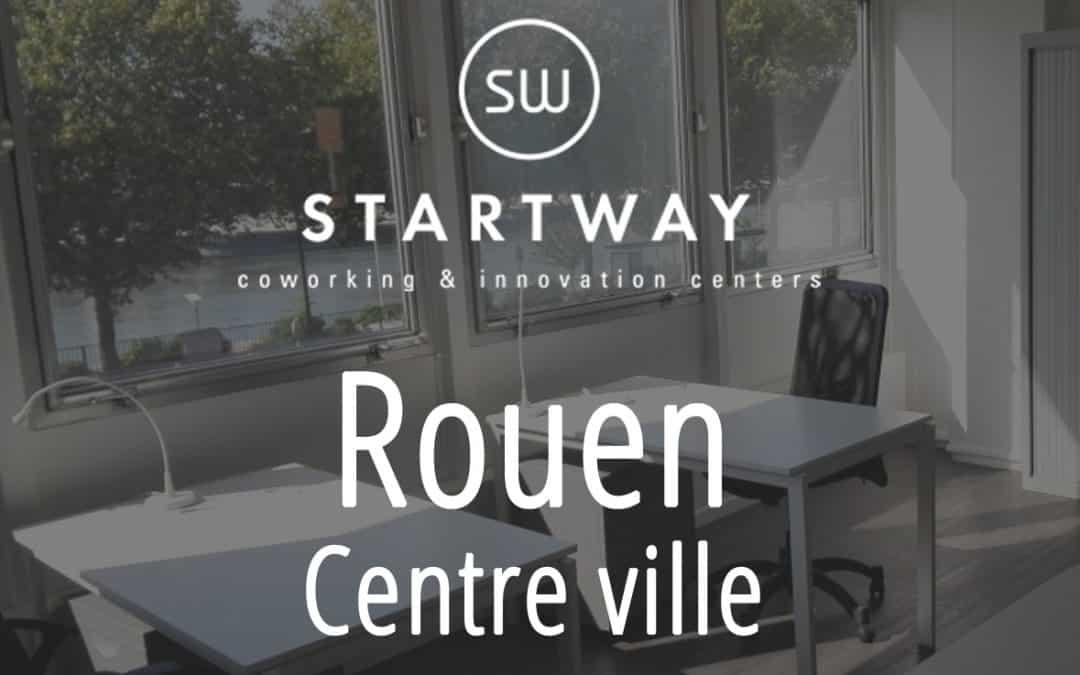 Coworking à Rouen
