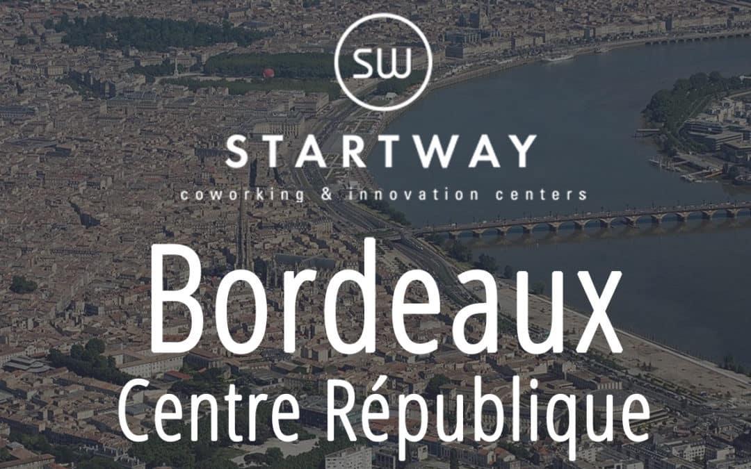 Télétravail à Bordeaux République