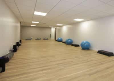 salle de fitness espace de coworking PAris
