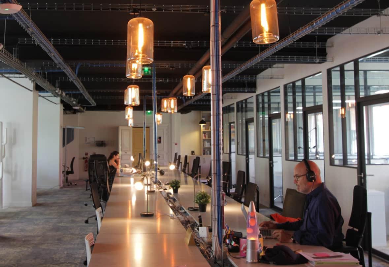 Espace de coworking centre affaires Paris 16 Porte de Saint Cloud