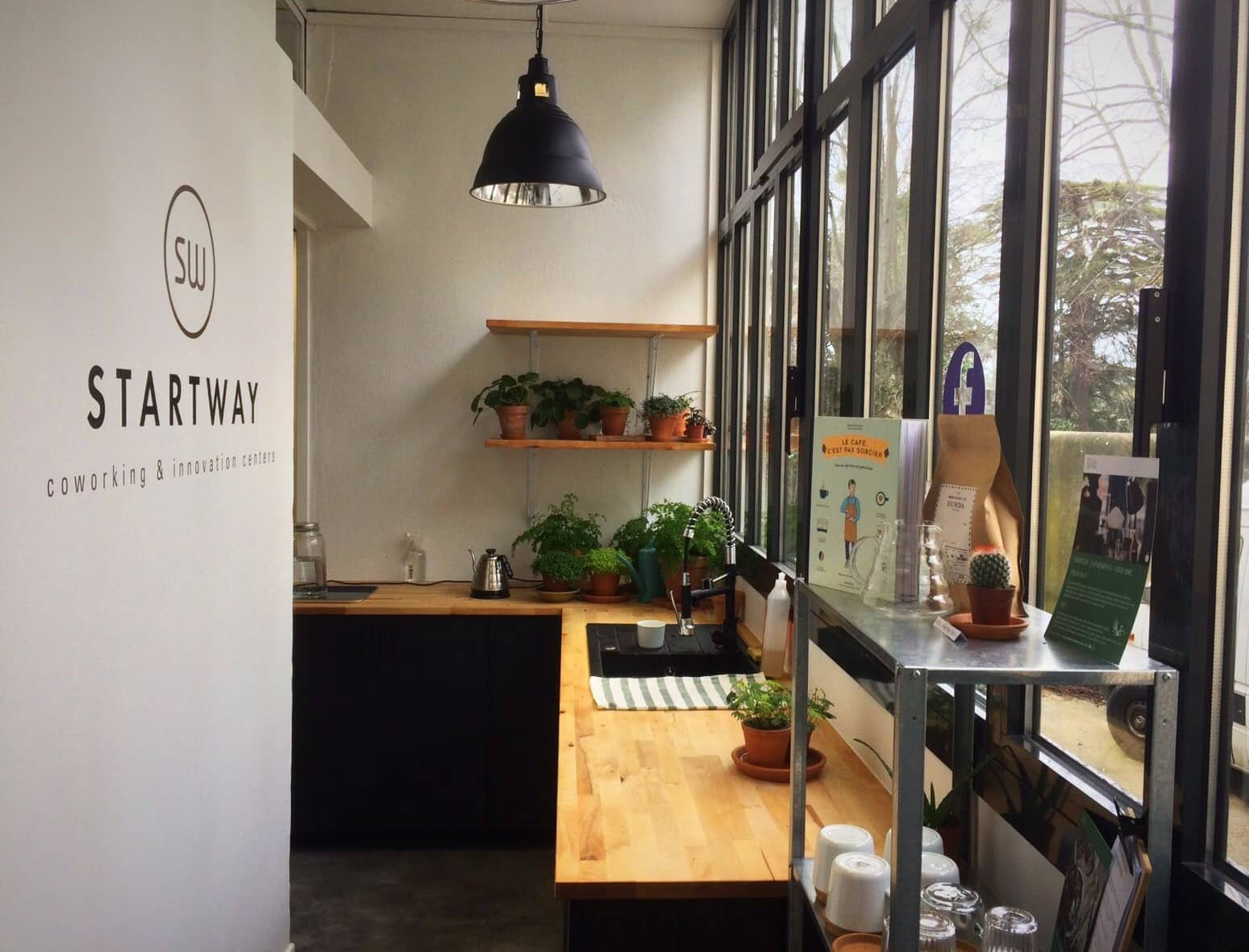 espace de coworking à Bordeaux