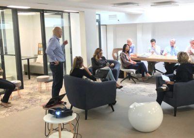 creative room et co-meeting à Paris