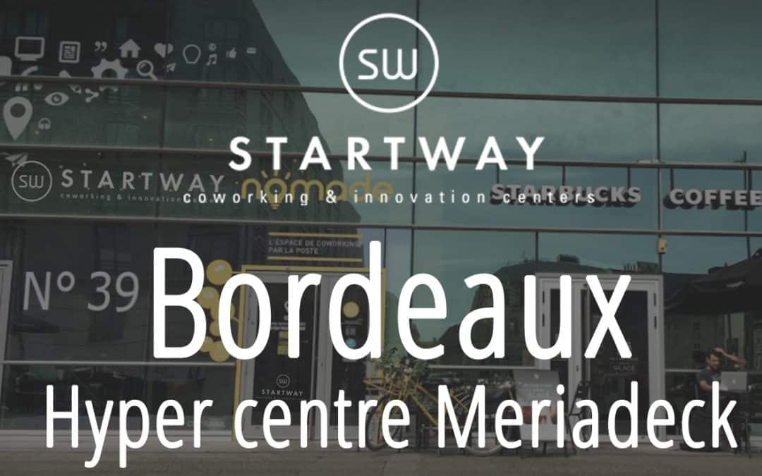Télétravail à Bordeaux Mériadeck