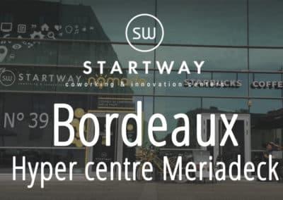 Salle de réunion à Bordeaux Meriadeck
