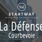 Espace de coworking et centre d'affaires à la Défense