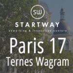 Espace de coworking dans le 17ème arrondissement de Paris Centre d'affaires