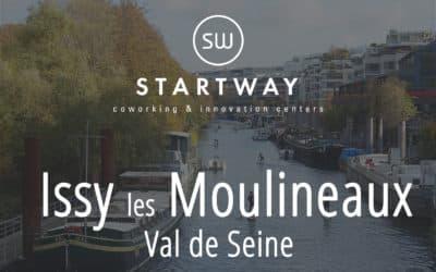 Ouverture du 26ème espace de coworking à Issy-les-Moulineaux