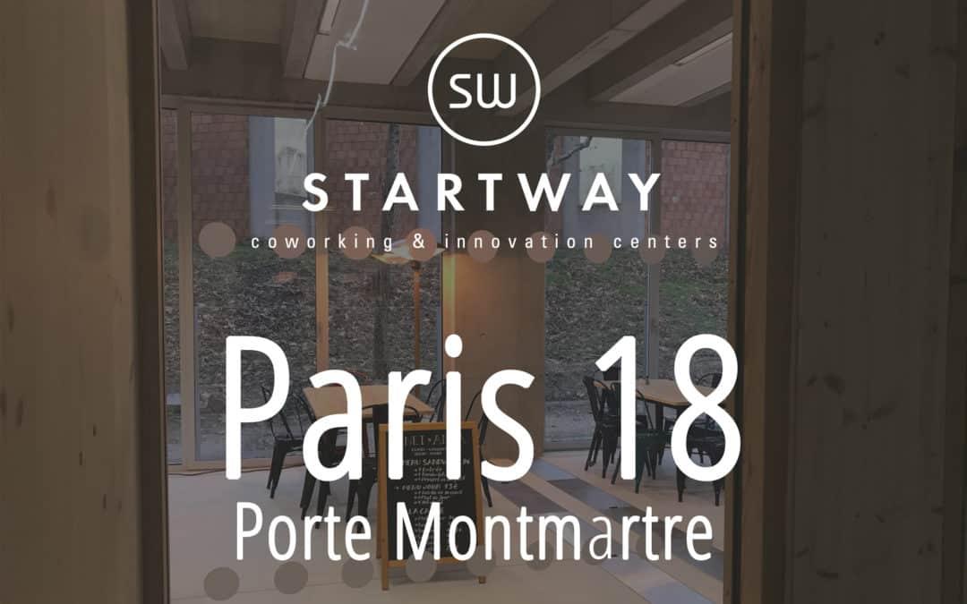 Domiciliation Paris 18 Porte de Montmartre