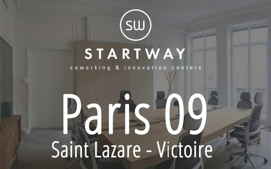 Coworking Paris 9 Saint Lazare Trinité platform58