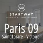 Espace de coworking Paris 9 Saint Lazare Plateforme 58