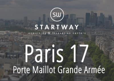 Domiciliation Paris 16 Porte Maillot