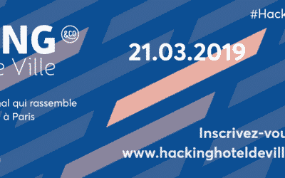 Hacking Ville de Paris 2019