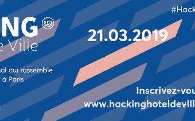 Hacking Ville de Paris 2019