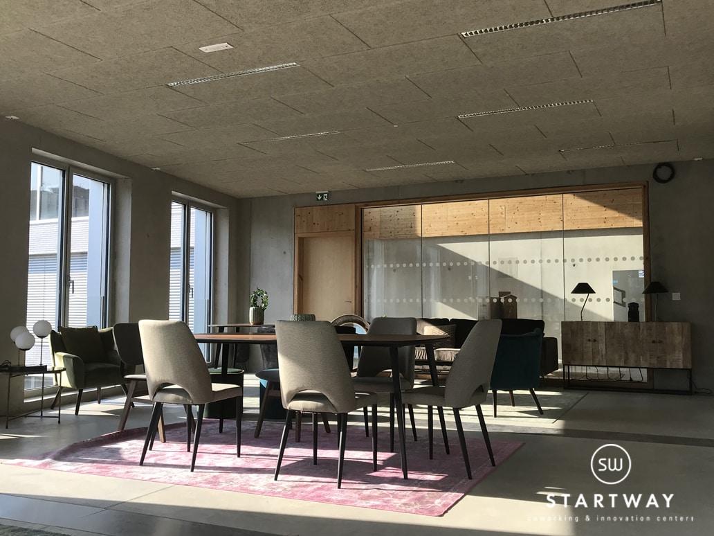 Location de salle de réunion et de séminaires à Paris dans le 18ème arrondissement.