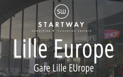 Ouverture du 27ème espace de coworking à Lille